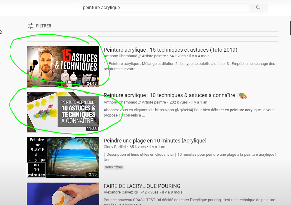 augmenter son taux de clic sur YouTube
